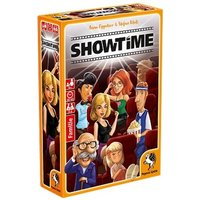 Show Time Card Game