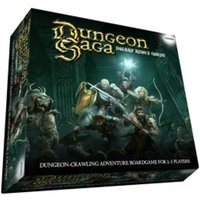 Dungeon Saga The Dwarf Kings Quest Boxed Board Game