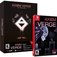 Axiom Verge Multiverse Edition Game Nintendo Switch (#)