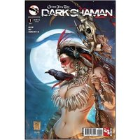 Grimm Fairy Tales Dark Shaman Paperback Graphic Novel