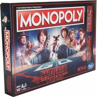 Ex-Display Stranger Things Monopoly Used - Like New