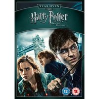 Harry Potter And The Deathly Hallows Part 1 DVD