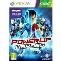 Kinect PowerUp Heroes Game
