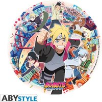 Boruto - Group Mouse Mat