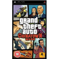 Grand Theft Auto GTA Chinatown Wars Game