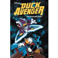 Duck Avenger New Adventures: Book 1