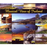Musical View Of Ireland CD