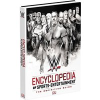 WWE Encyclopedia Of Sports Entertainment Hardcover