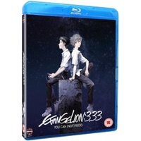 Evangelion 3.33 You Can (Not) Redo Blu-ray