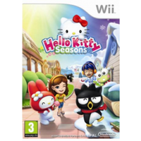 Hello Kitty Seasons Game