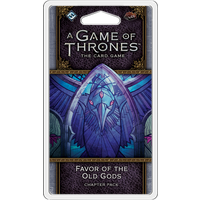 A Game of Thrones: The Card Game - Favor of the Old Gods Expansion