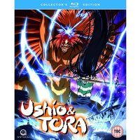Ushio and Tora Complete Series Collection (Episodes 1-39) Collector's Edition Blu-ray