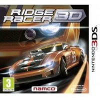 Ridge Racer 3D Game 3DS