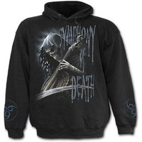 Symphony of Death Men's Large Longsleeve T-Shirt - Black