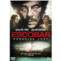 Escobar: Paradise Lost DVD