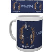 Uncharted 4 - A Thiefs End Mug