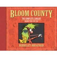 Bloom County: The Complete Library Volume 4