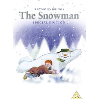 The Snowman Special Edition DVD