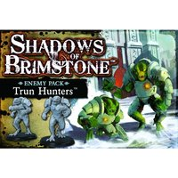 Shadows Of Brimstone Trun Hunters Enemy Pack Board Game