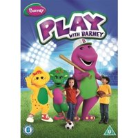 Barney - Play With Barney DVD