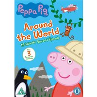 Peppa Pig Volume 25 - Around the World DVD