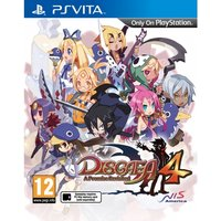Disgaea 4 A Promise Revisited PS Vita Game
