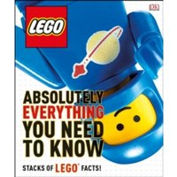 LEGO Absolutely Everything You Need to Know by DK (Hardback, 2017)