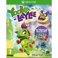 Yooka-Laylee Xbox One Game (with 5 Limited Edition Art Cards)