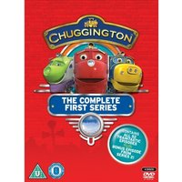 Chuggington - Complete Series 1 Box Set DVD
