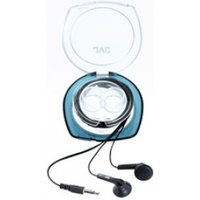 JVC Stereo Headphones with Case