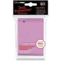 Ultra Pro Small Pink 50 Deck Protectors - 10 Packs