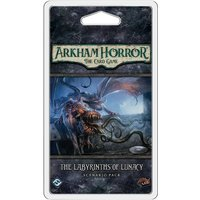 Arkham Horror LCG: The Labyrinths of Lunacy Expansion