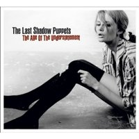 The Last Shadow Puppets - Age Of Understatement The Jewel Case CD