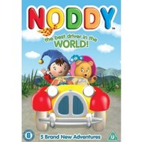 Noddy: The Best Driver In The World DVD