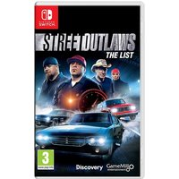 Street Outlaws The List Nintendo Switch Game