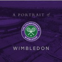 A Portrait of Wimbledon Hardcover