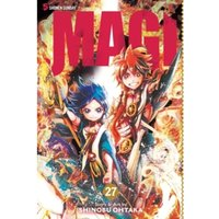 Magi, Vol. 27 : The Labyrinth of Magic : 27
