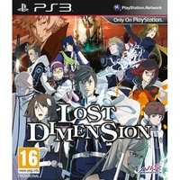 Lost Dimension PS3 Game