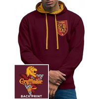Harry Potter - House Gryffindor Men's Large Hoodie - Red