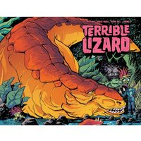 Terrible Lizard Paperback