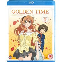 Golden Time Collection 1 Episodes 1-12 Blu-ray