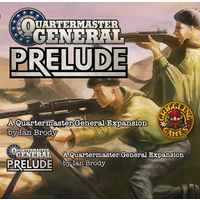 Quartermaster General: Prelude Expansion