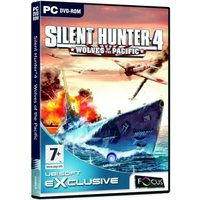 Ex-Display Silent Hunter 4 Wolves Of The Pacific Game