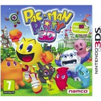 Pac-Man Party 3D Game 3DS