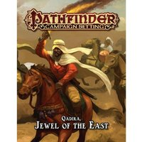 Pathfinder Campaign Setting: Qadira, Jewel of the East
