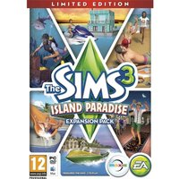 The Sims 3 Island Paradise Limited Edition Game