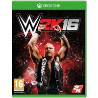(Pre-Owned) WWE 2K16 Xbox One Game
