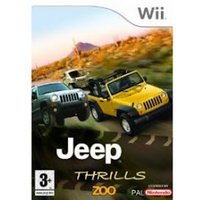 Jeep Thrills Game