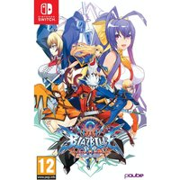 BlazBlue Central Fiction Nintendo Switch Game