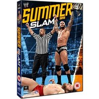 Summerslam 2013 DVD